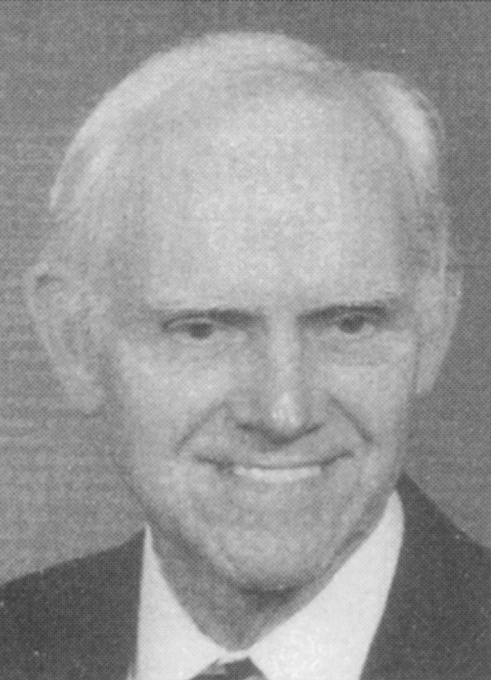 Jack H. Campbell, 1979 Distinguished Person of the Year