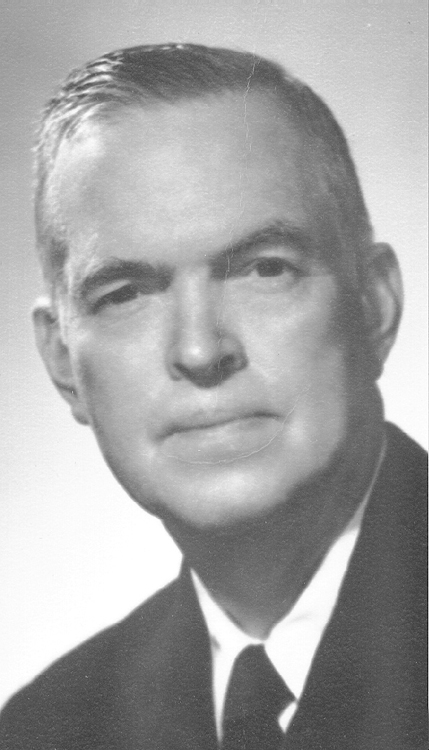 Robert L. Patton, 1966 Distinguished Person of the Year