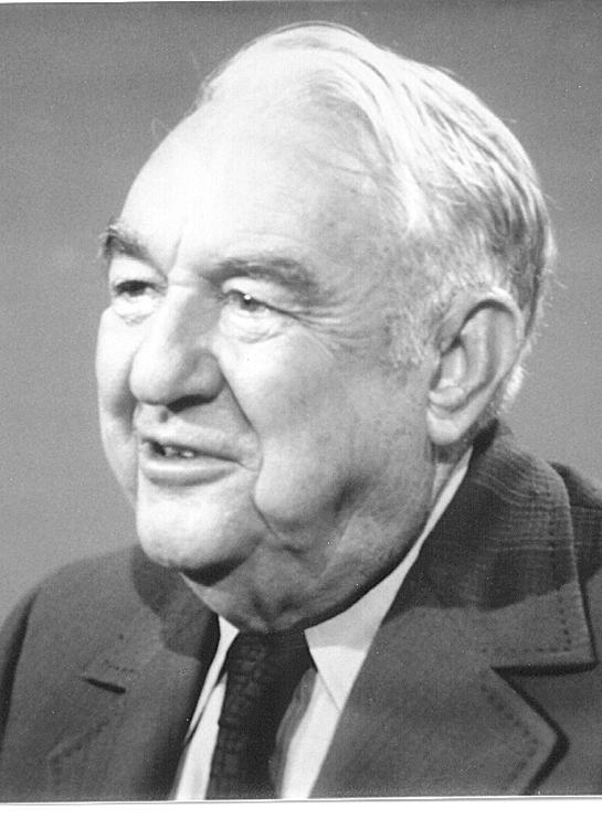 Sen. S.J. Ervin Jr., 1954 Distinguished Person of the Year