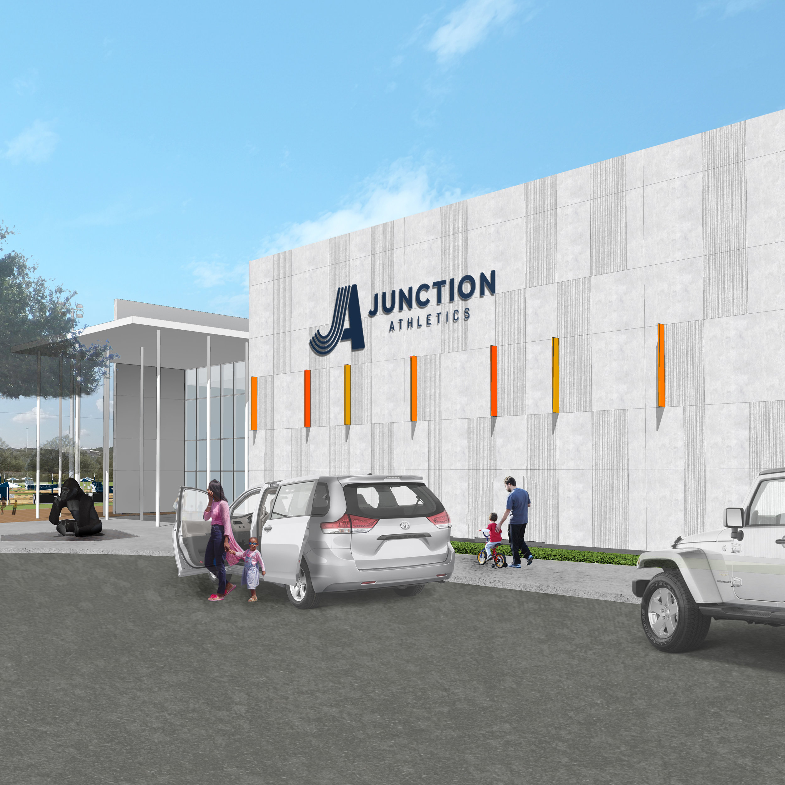 "Austin Business Journal   Junction Athletic Complex ""aims to become a regional hub for athletes young and old."""