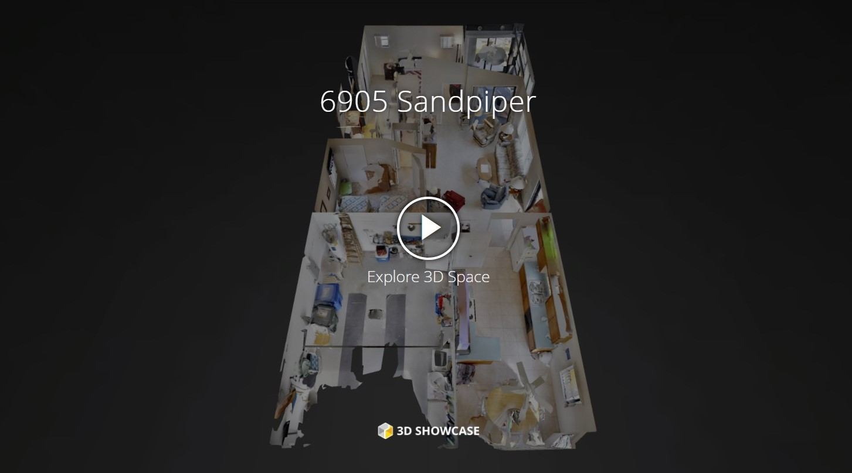 6905 sandpiper - 55+ Community