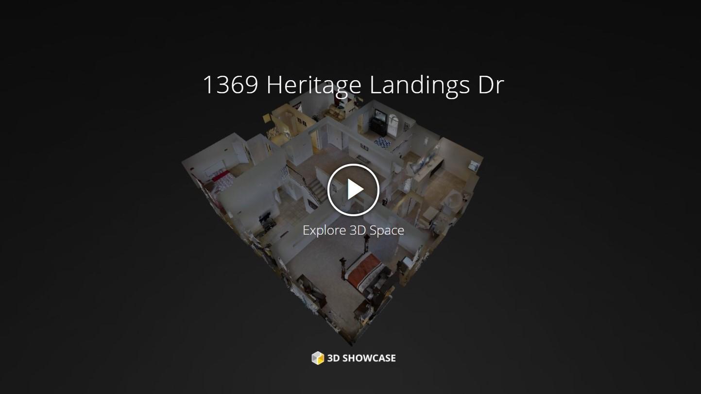 1369 Heritage landings -