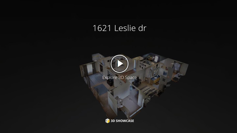 1621 leslie drive -
