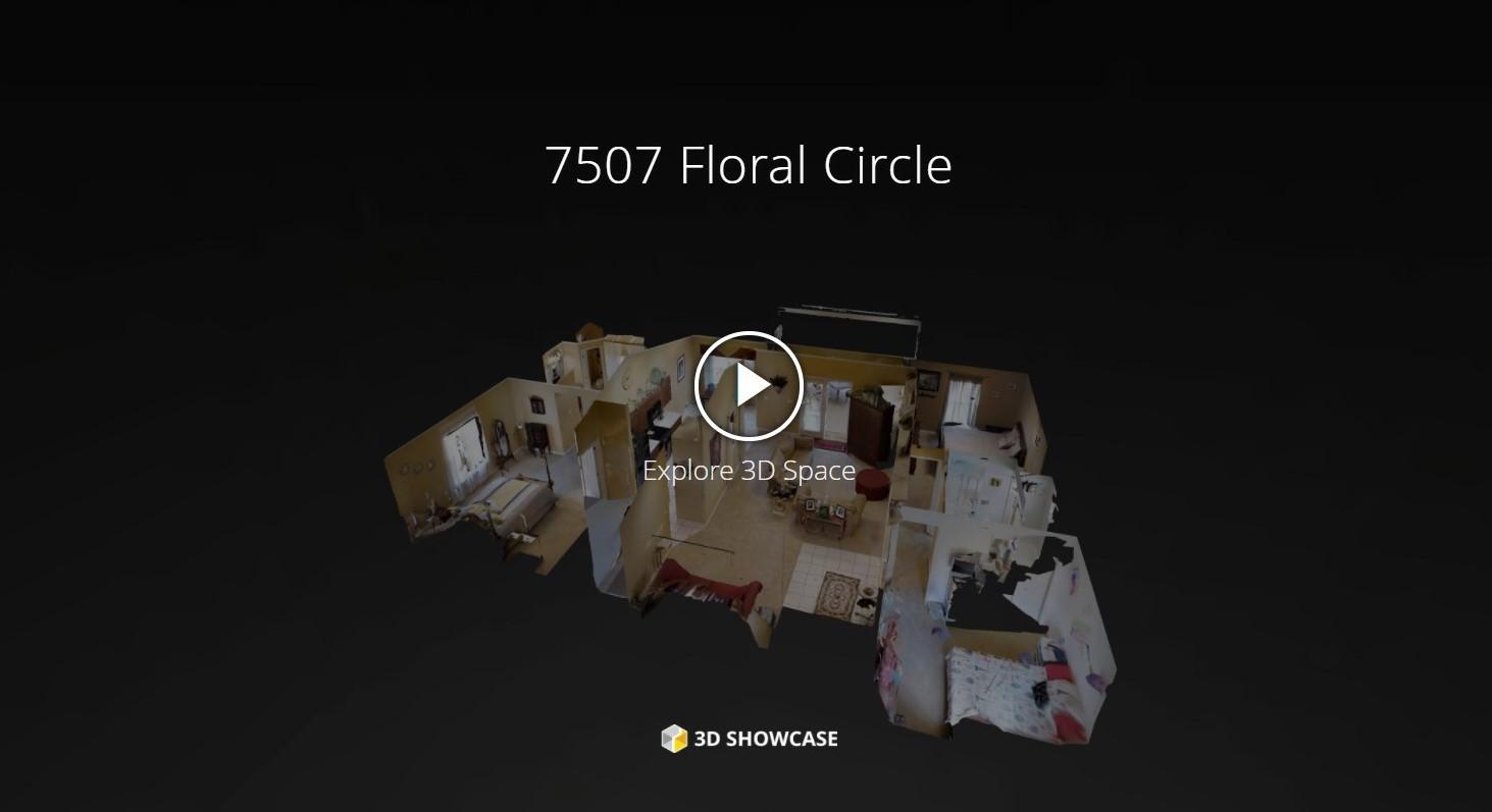 7507 floral circle -