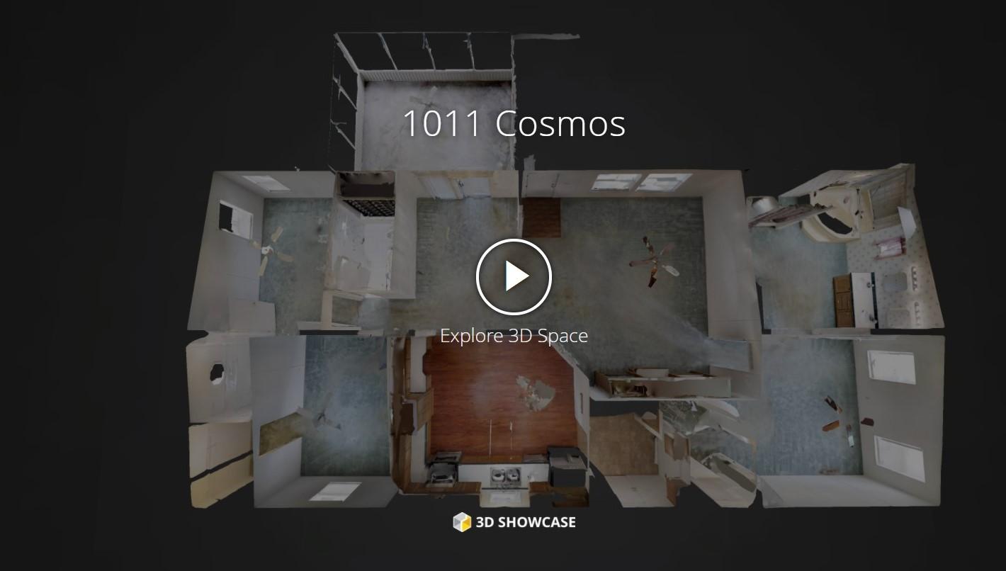 1011 cosmos -