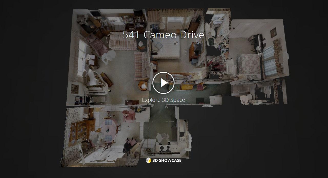 541 Cameo Drive - 55+ Maintenance-Free Villa
