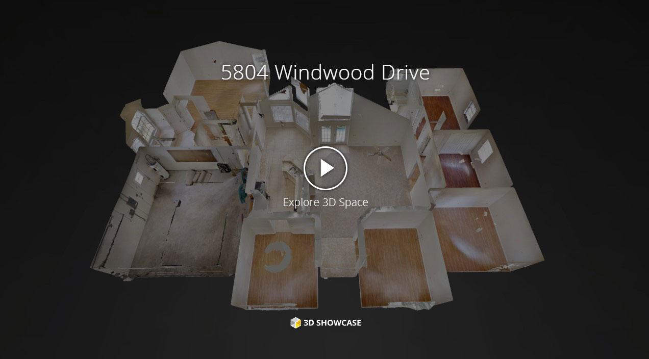 5804 Windwood Drive - Beautiful Pool home on nearly half an acre!