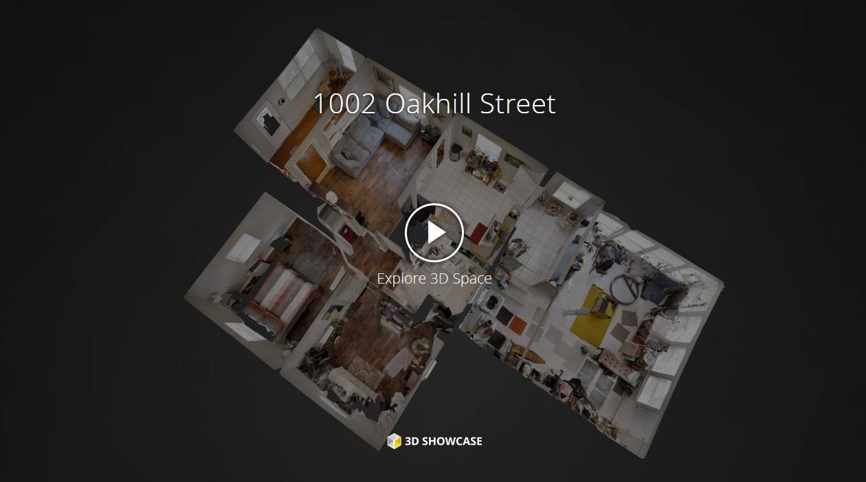 1002 Oakhill Street -