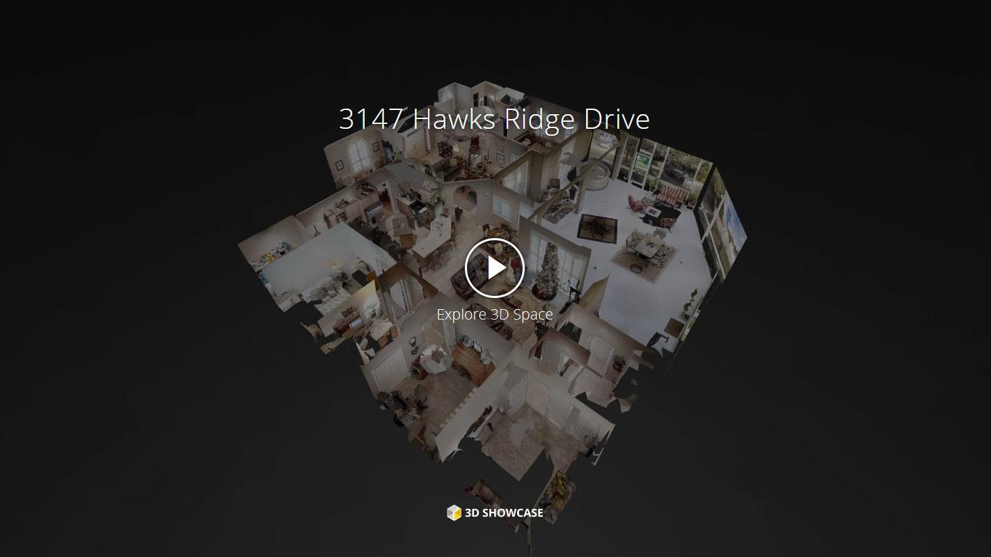 3147 Hawks Ridge Drive -