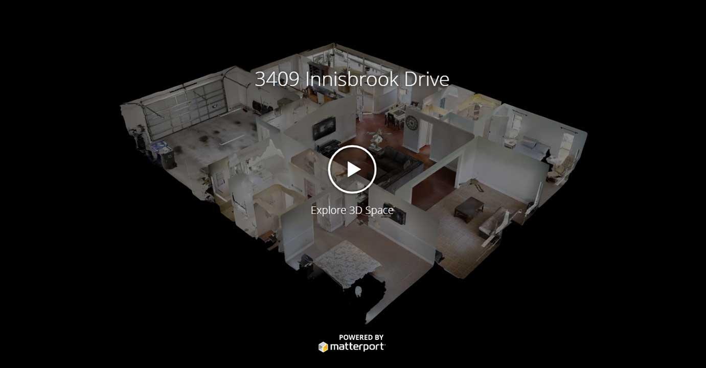 3409 Innisbrook drive - 55+ golf community