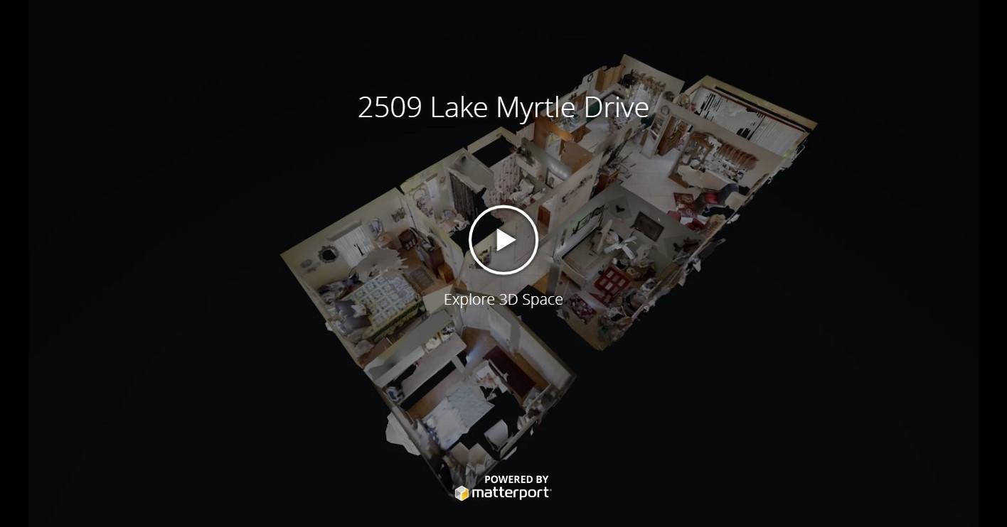 2509 Lake Myrtle Drive -
