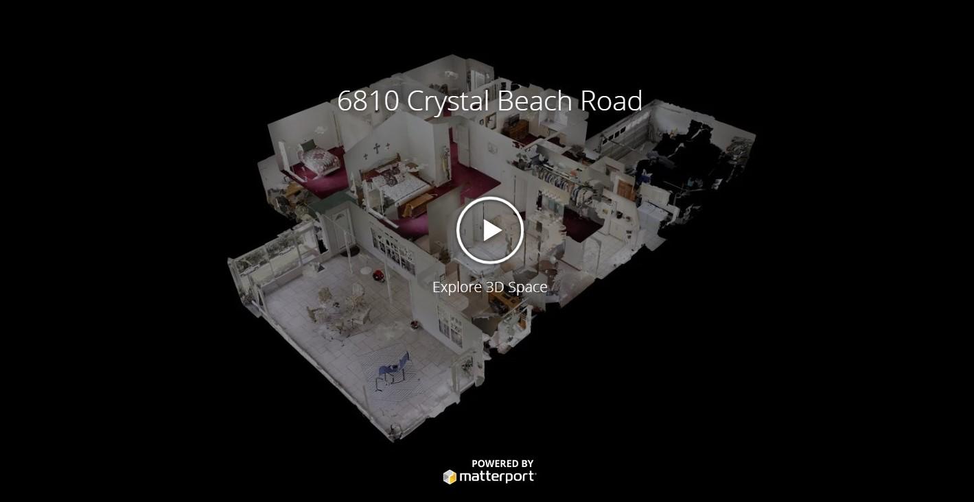 6810 Crystal Beach Road -