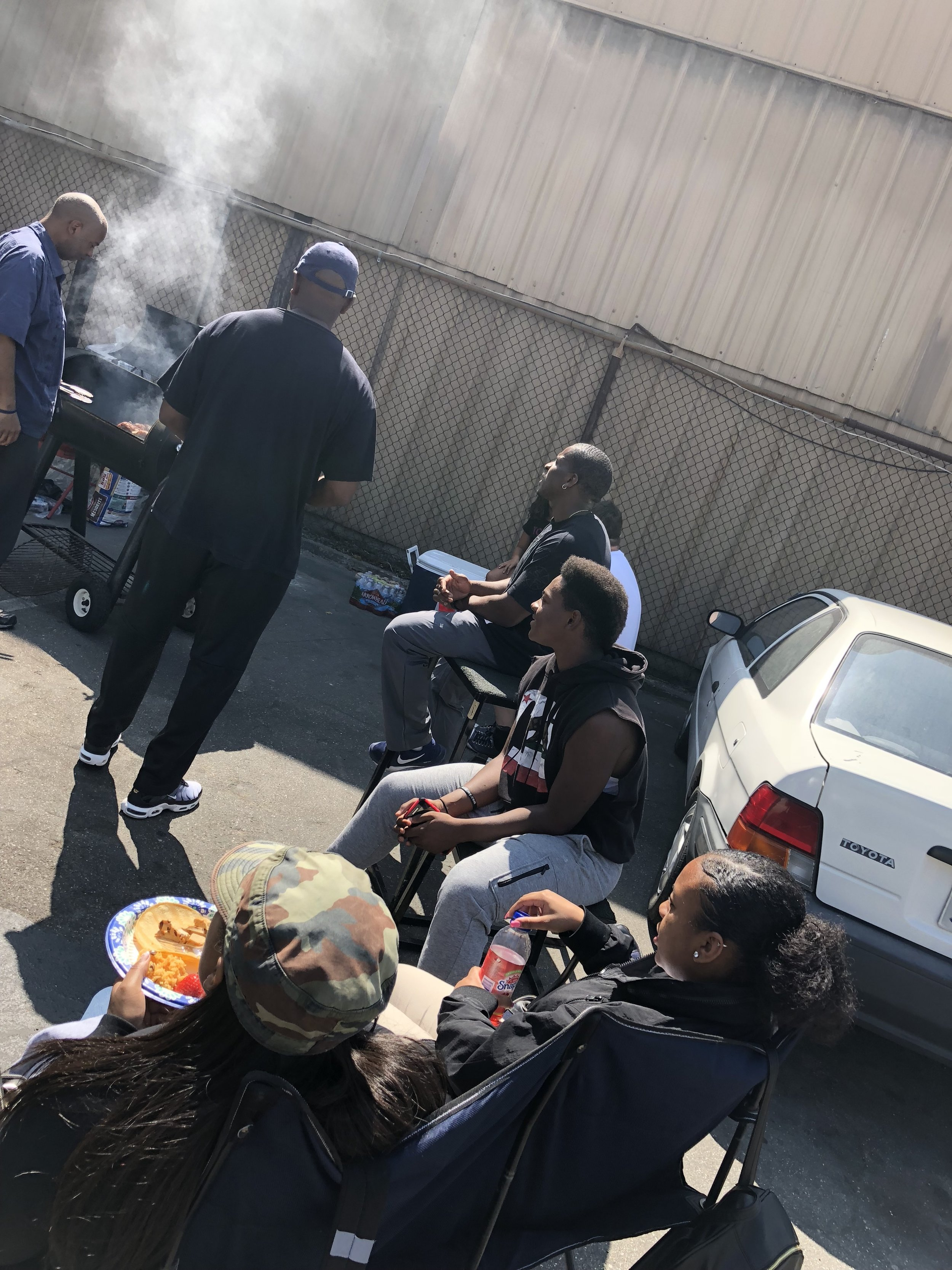 Cookout 2018