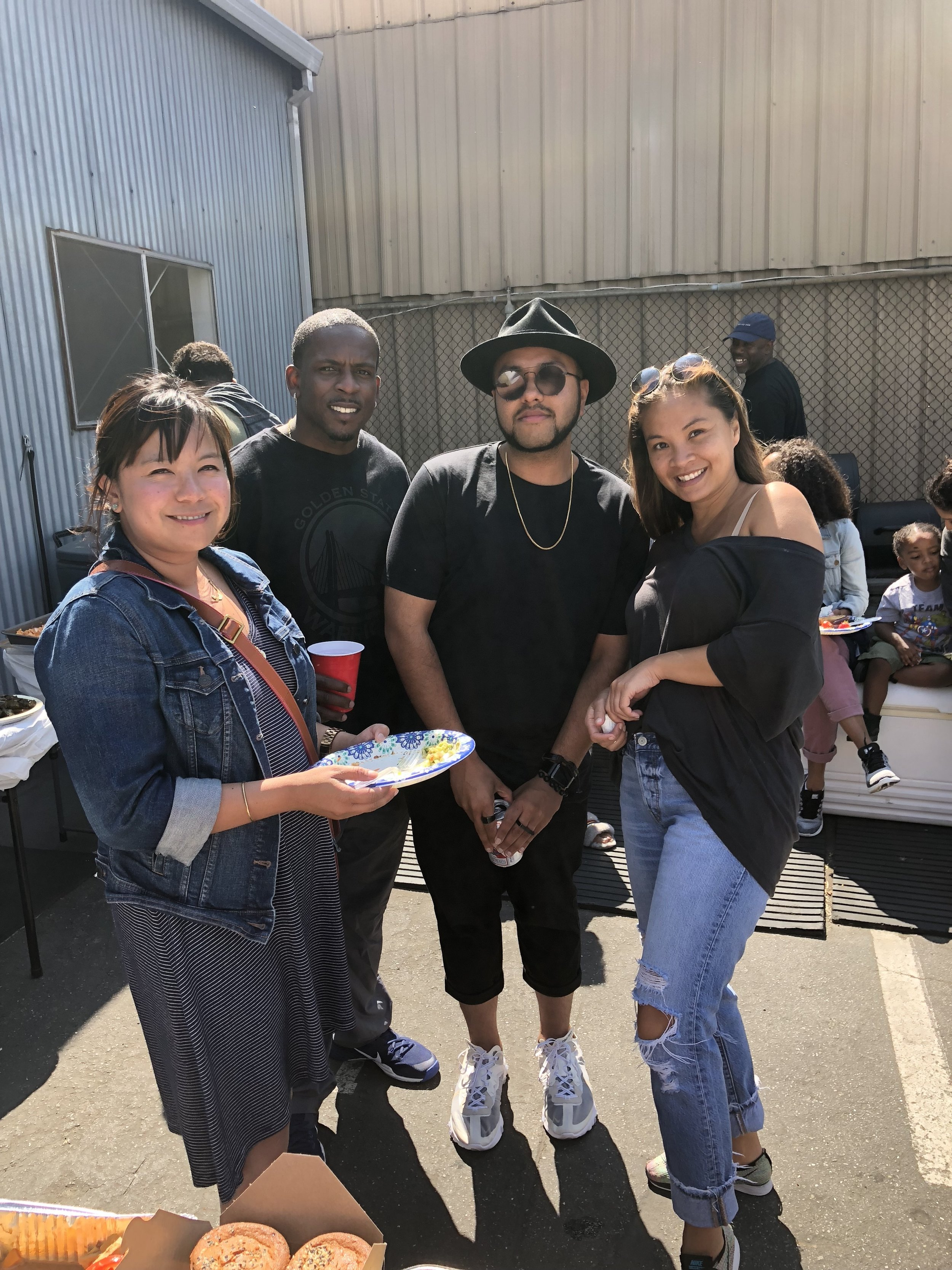 Cookout 2018 - Crew Love