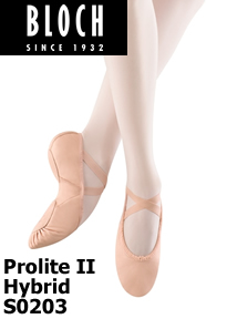 Bloch Prolite II S0203