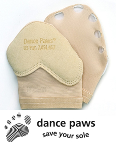 Dance Paws Nude