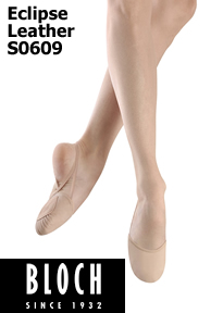 Bloch Eclipse Leather S0609