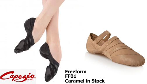 Capezio Freeform FF01