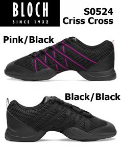 Bloch Criss Cross Sneaker S0524