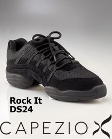 Capezio Rock It Sneaker DS24