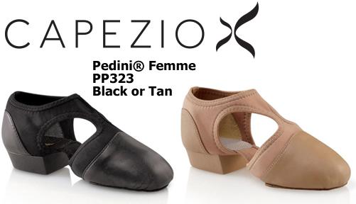 Capezio Pedini® Femme PP323