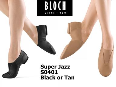 Bloch Super Jazz Shoe S0401