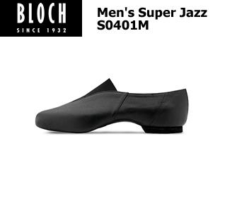 Bloch Men's Super Jazz S0401M