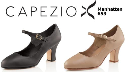 Capezio Manhattan Character Shoe 653