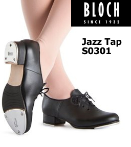 Bloch Jazz Tap