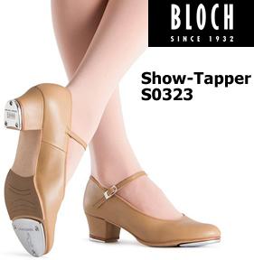Bloch Show-Tapper Tap Shoe