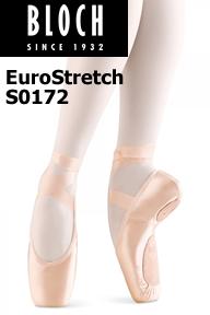 Bloch Eurostretch Pointe Shoe S0172