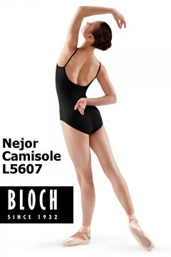 Bloch Nejor Cami Leotard L5607
