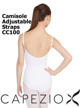 Capezio Cami Leo with Adjustable Straps CC100