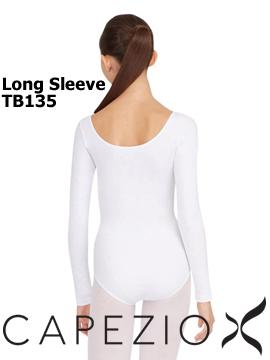 Capezio Long Sleeve Leo TB135