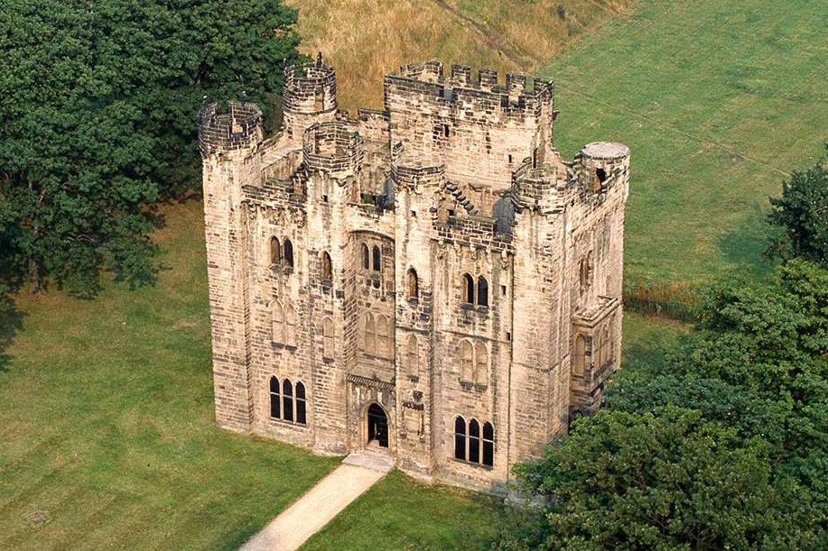HLF success for Hylton Castle - We've been working with Sunderland Council to help them secure funding to repair and rejuvenate the castle, opening it to the public for the first time in centuries.