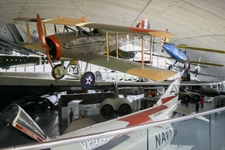 AAM shortlisted for M&H Award - We're pleased to hear that the American Air Museum at IWM Duxford has been shortlisted for an M&H award in the Permanent Exhibition category. The winner will be announced on the 17th May.