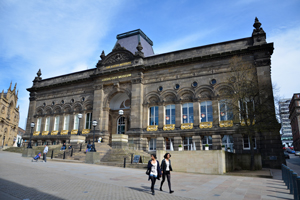 Leeds City Museum is Family Friendly Museum of the Year - Leeds City Museum is still going strong over ten years after we finished working on it and has just been voted Family Friendly Museum of the Year 2018 by Kids in Museums.