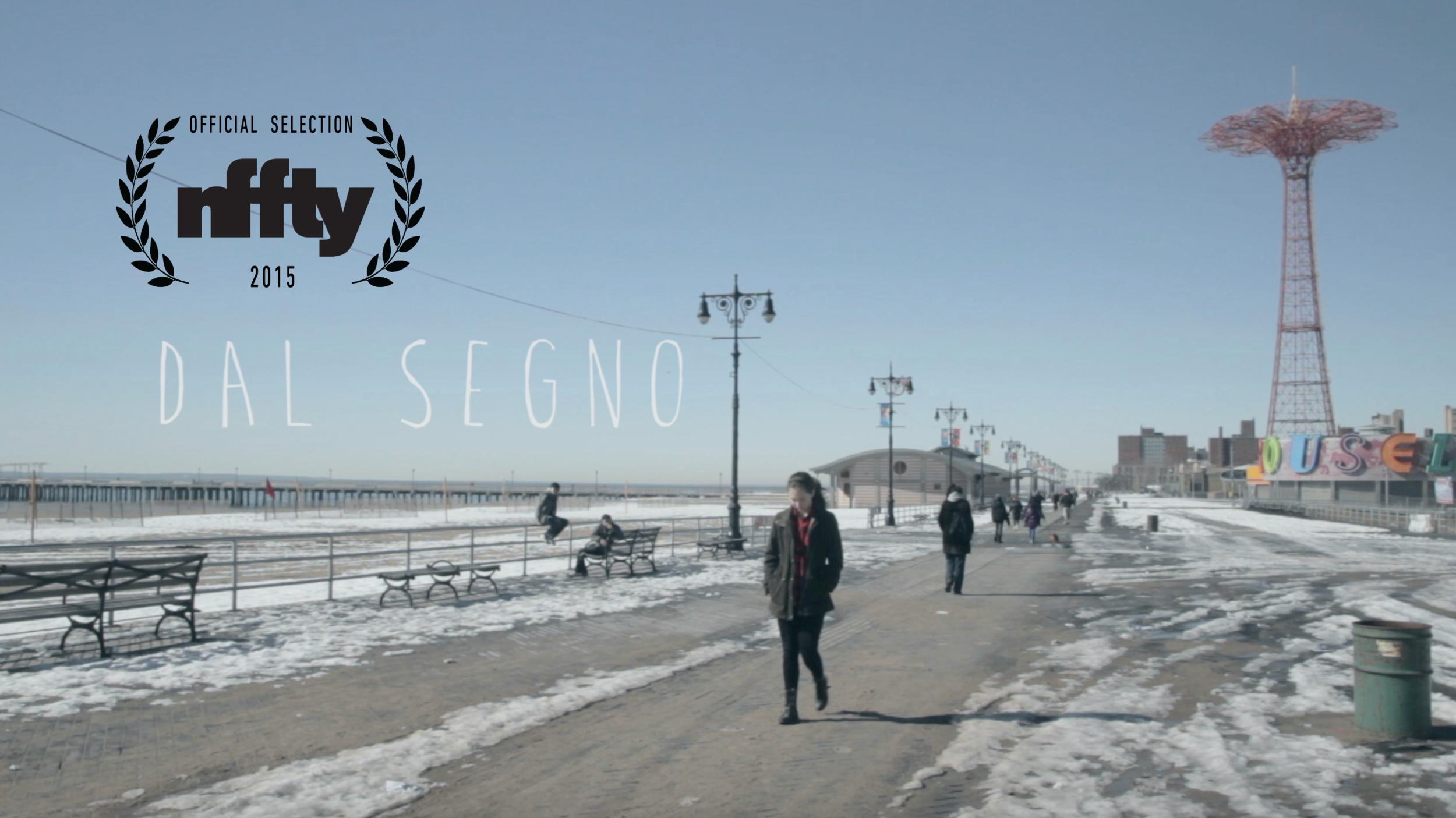 dal segno - Short Film. Co-Director.