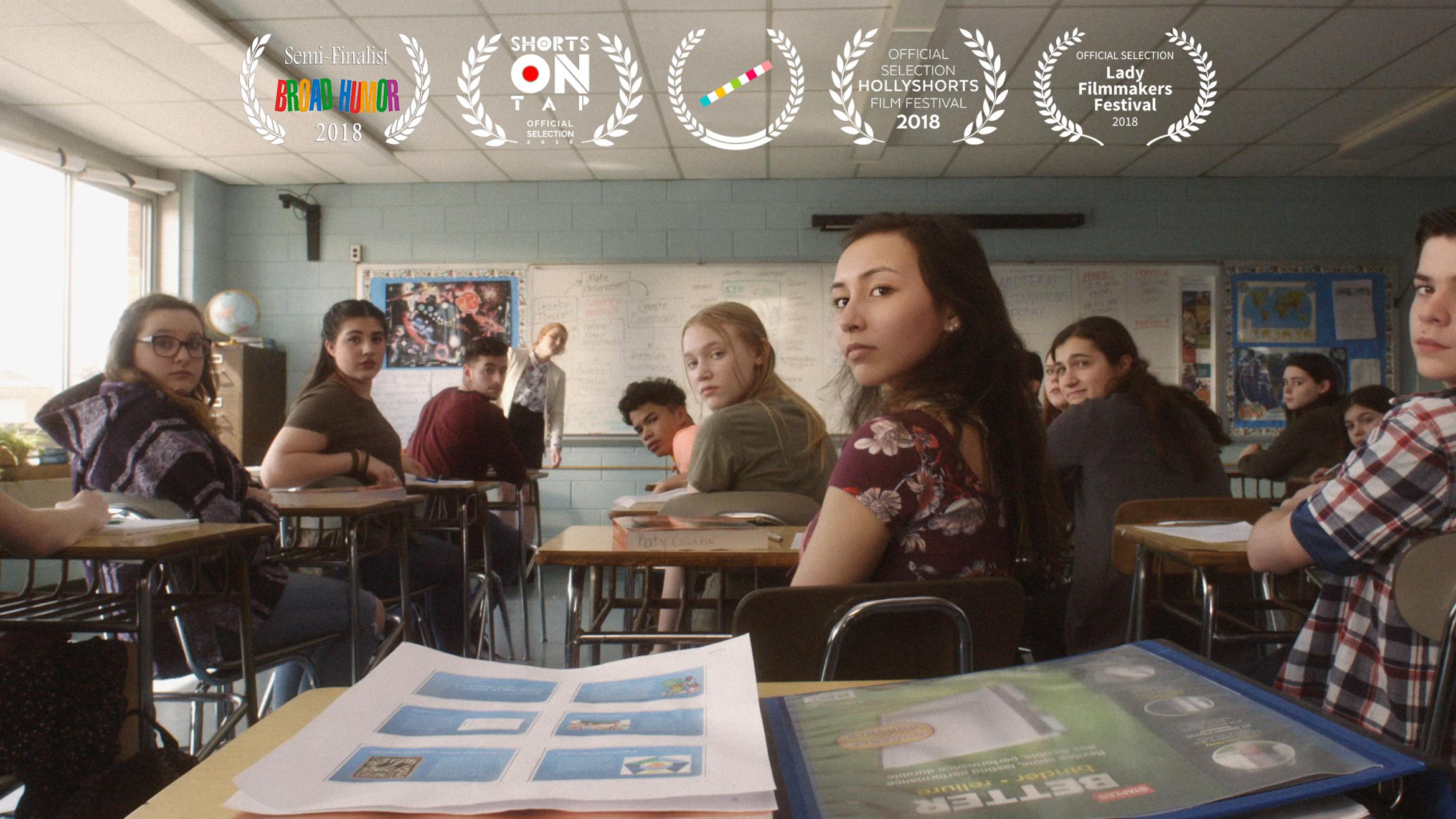 Presentation - Short Film. Writer, Director.