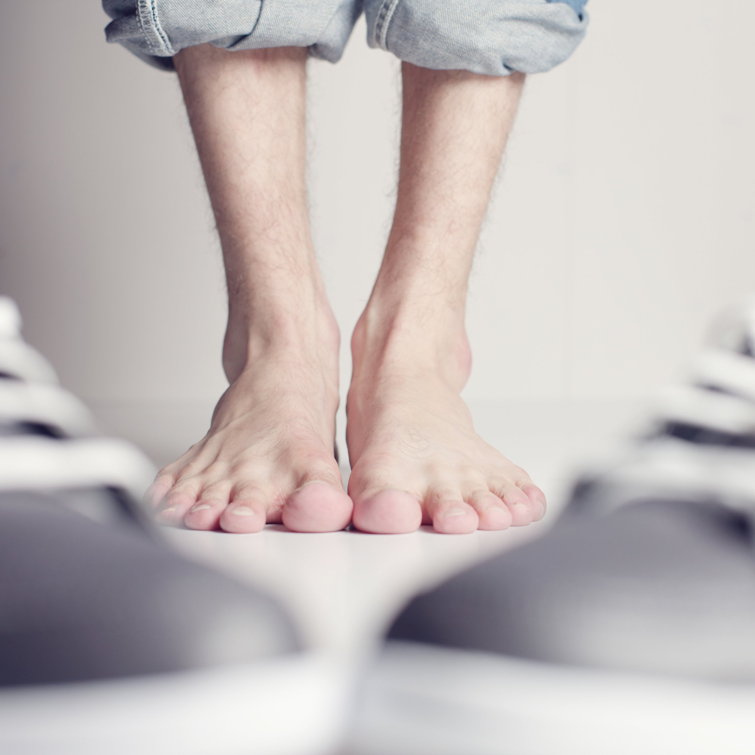Release joint tension - Orthotics helps to realign foot and ankle bones to neutral positions.