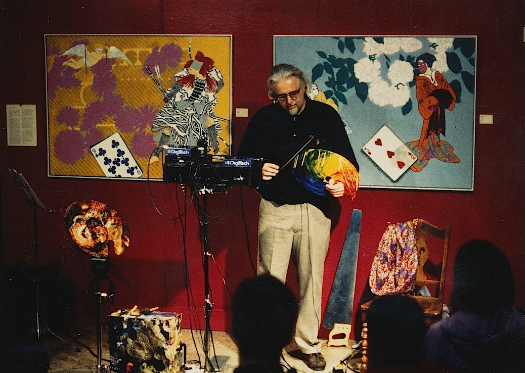 Solo concert, 1994.