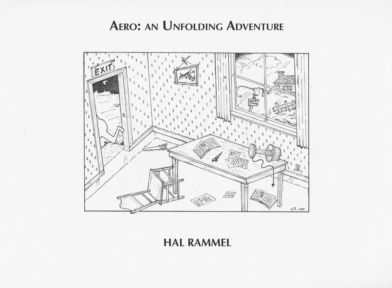 Aero: An Unfolding Adventure, 2009