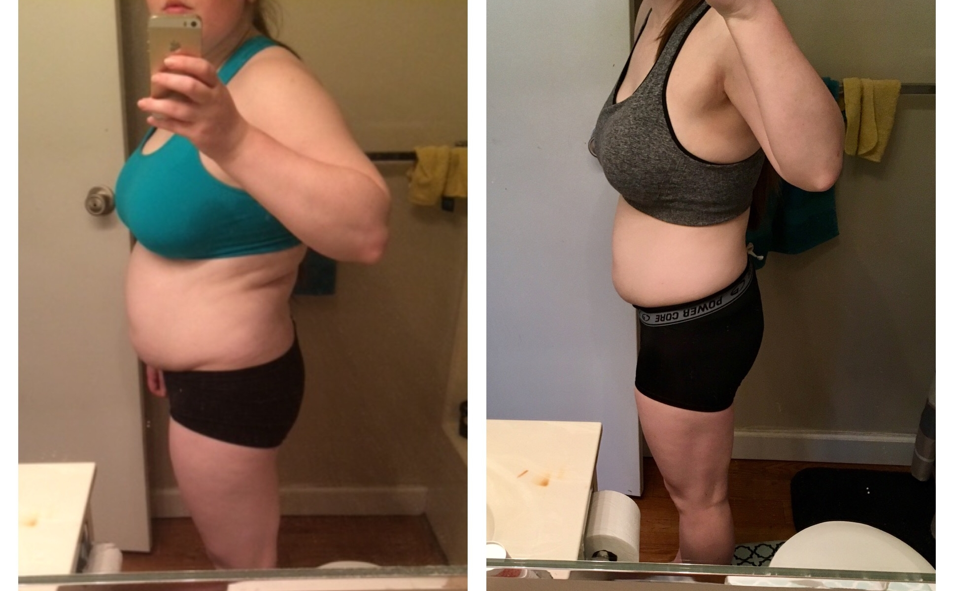12- Week Training & Nutrition- Lost weight, adapted a healthier life style!