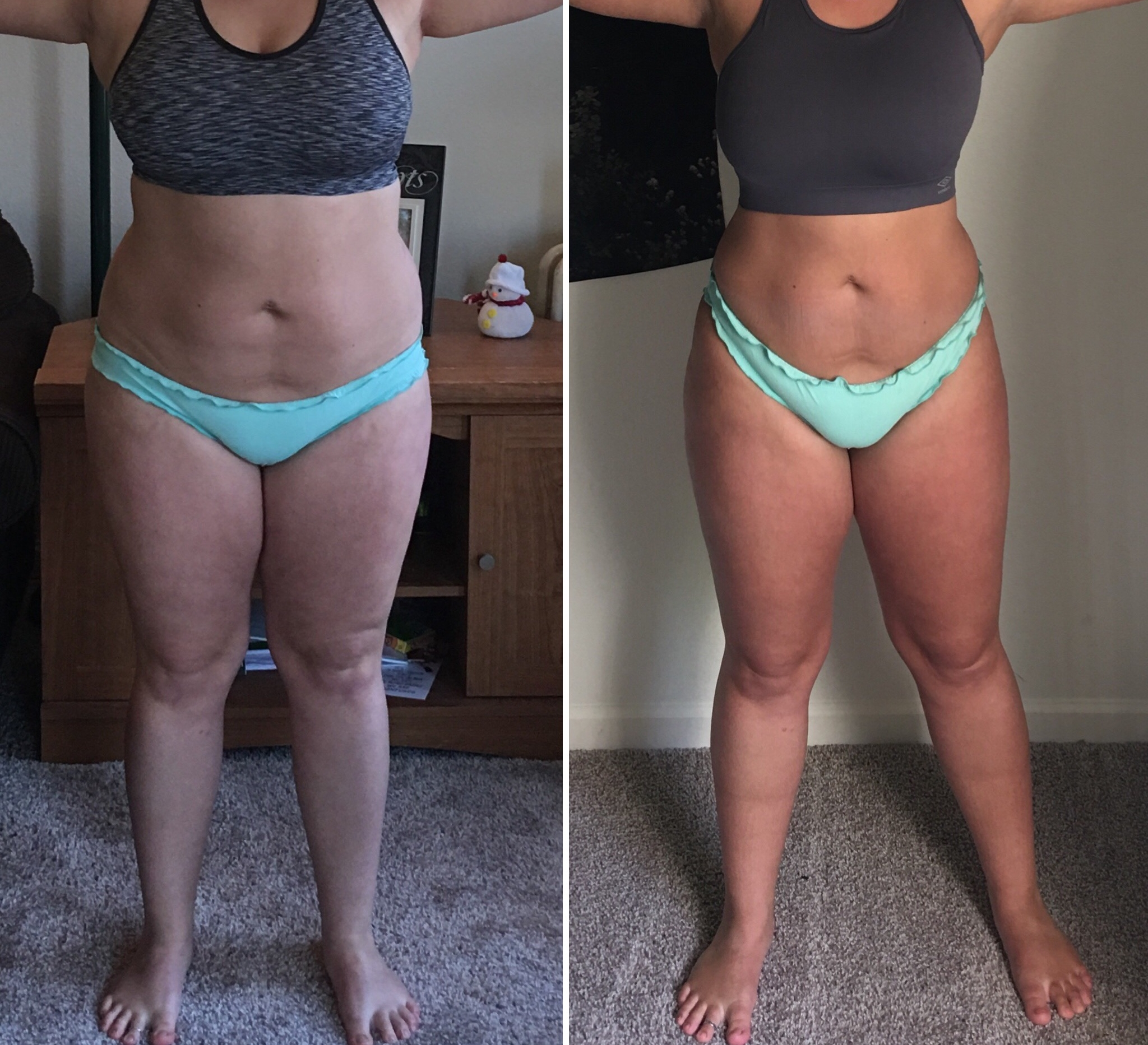 12-Week Nutrition Only- Lost 16lbs, eating MORE food, and doing LESS cardio!