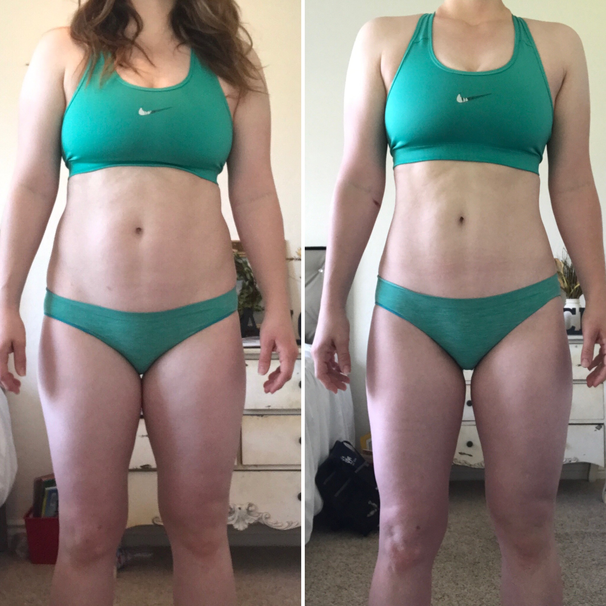 Feel Great in Eight V2 Client- Lost 17lbs, rejuvenated her health!