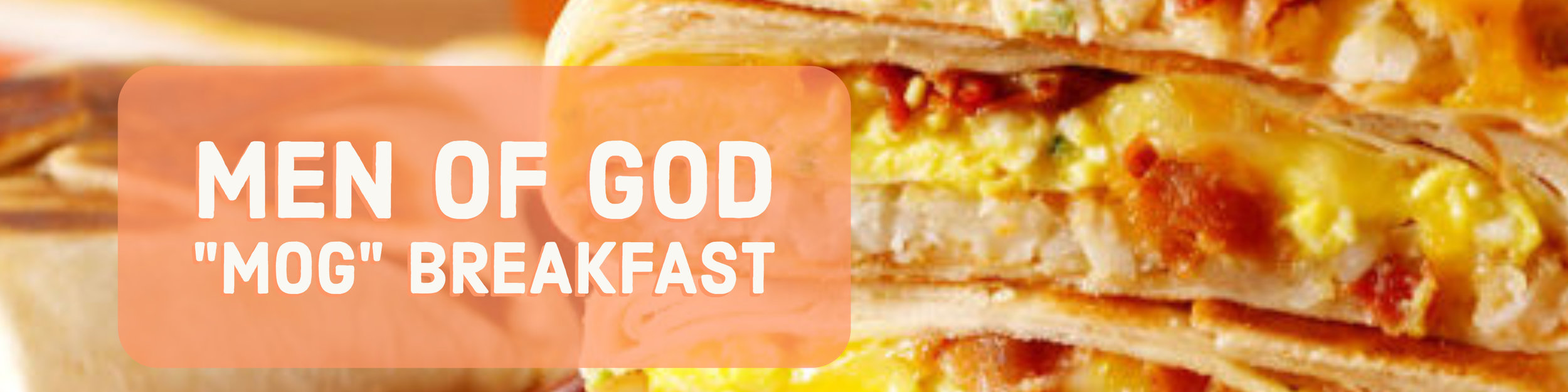 MOG (Men of God) Monthly Breakfast 1st Saturday of the month.  Dining at Bordo Restaurant on Chmielna 34. For more information please contact  Jonny .