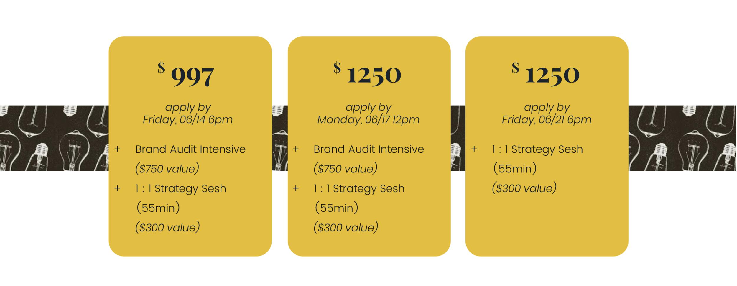 Bonuses | Core Catalyst Academy