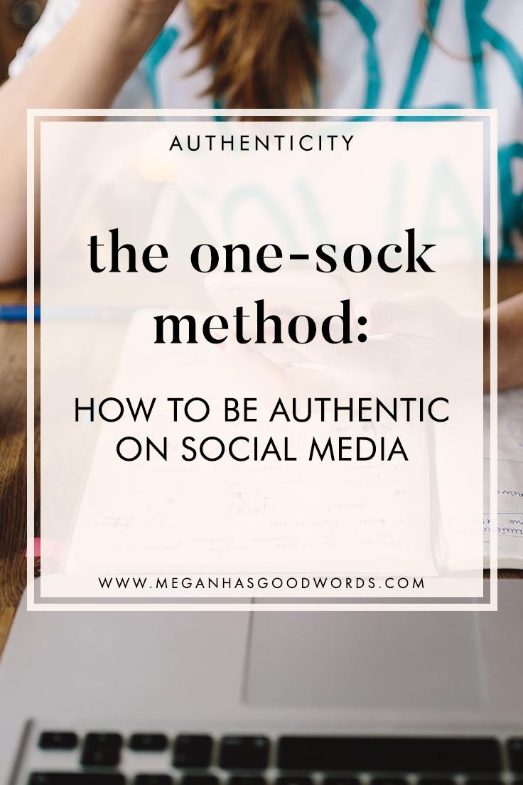 The One Sock Method | ©2019 Megan Dowd