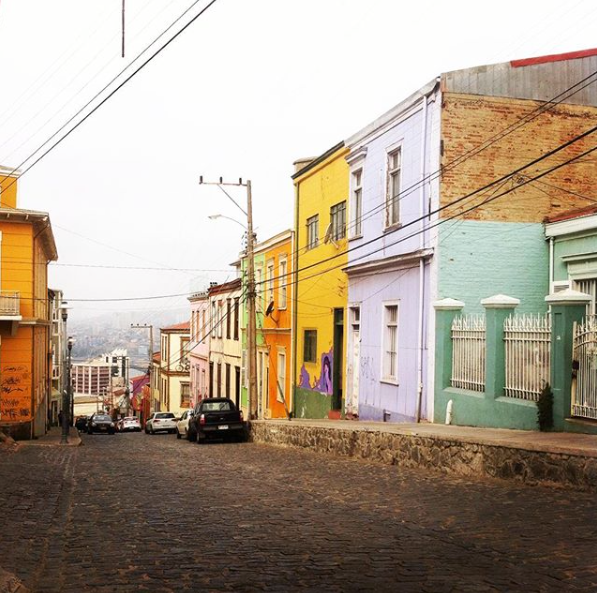 Road trip - SANTIAGO
