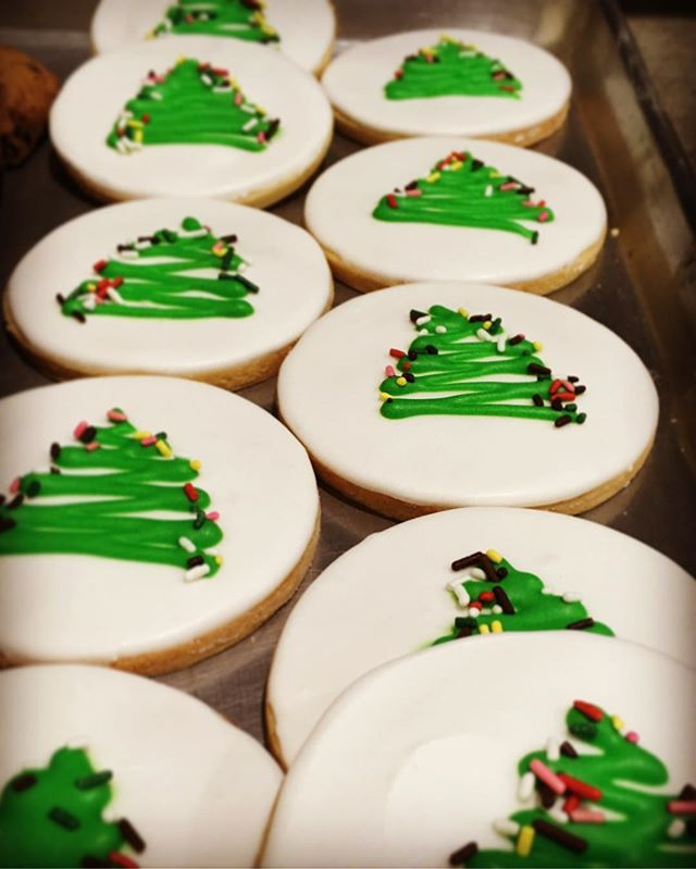 Christmas cookies 🎄#haveyousummitedtoday